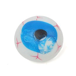 Wholesale Smash Toys Wholesale - 2016 Novelty Games Halloween Eye Ball Smash Water Ball Decompression Horror Toy 5.5cm Squishy Stress Relief
