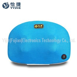 Wholesale Magnetic Massage Tools - YIJIE massage Pillow light weight mesh coating massage neck pillow for Neck Relaxation Health Care Tool YJ-820C-6