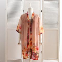 Wholesale Chemises China - Wholesale-2016 women sexy nightgown Chiffon sleepwear gecelik nightgown female nightdress chemise de nuit long pijama china cheap SY011