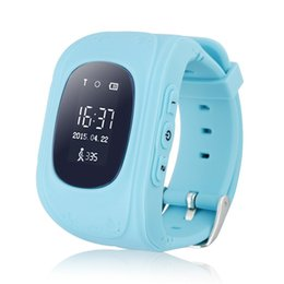 Wholesale Gps Location Finder Tracker - Q50 LCD GPS Tracker for Child Kid smart Watch SOS Safe Call Location Finder Locator Trackers smartwatch for Kids Children Anti Lost Monitor