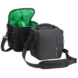 Nueva moda al aire libre Photograghy DSLR Camera Bag Material de nylon de alta calidad Material impermeable SLR Camera Bag Multi-colors. desde fabricantes