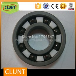 Wholesale Full Ceramic Bearings - Wholesale-free shipping full ceramic Si3N4 bearing 608 2rs and 6001 2rs