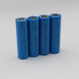 Banco de energía ion online-Batería recargable del Li-ion 3.7V 2200mAh 2600mAh 18650 Batería de alta calidad para el cargador al aire libre de la lámpara del banco del poder