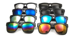 Wholesale Discount Oval Frames - 2016 summer high quality cheap discount unisex fashion sunglasses mix orders with eight colors
