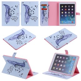 Wholesale Ipad Generations Case - iPad Case, iPad 2 3 4 Case, HAOCOO Stylish Art Printed Flip PU Leather Stand Protective Case with Card Slots for Apple iPad 2 3 4 Generation