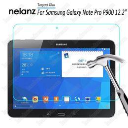 Samsung galaxy note pro 12.2 on-line-À prova de explosão 9 h 0.3mm protetor de tela de vidro temperado para samsung galaxy note pro 12.2 p900 p901