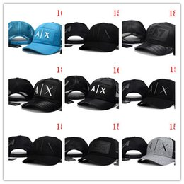 Wholesale Cheap Alumni Snapbacks - Cheap AX hats Brand Hundreds Tha Alumni Strap Back Cap men women bone snapback Adjustable panel Casquette golf sport baseball Cap