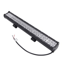 "Wholesale Led Driving Lights 4wd - 22.5"" 144W cree led light bar Truck Work light 48x3W off-road lamp Car Camper combo 12V 24V 4WD 4x4 Driving light, work lamp"