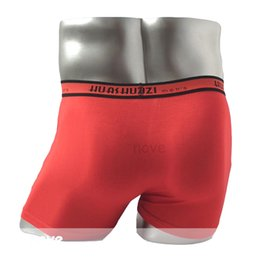 Wholesale Wholesale Underwear China - Wholesale-Free Shipping 2 pcs High quality 4XL 5XL Mens underwear Comfortable Modal Hombre Boxer Shorts Men's Boxers From China