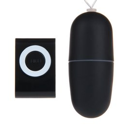 Wholesale Wireless Dildo Vibrator Speed - 20 Speeds MP3 Remote Control Wireless Vibrating Egg Bullets Vibrators for Women Clitoris G Spot Remote Dildo Adult Sex Toys DHL Free Ship