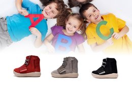 Wholesale Cute Kid Shoes - fashion shoes boot kids 750 boost shoes Euro25-35 cute baby shoes kanye west shoes kids boost best quality shoes boot