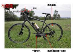 Wholesale Electric Bicycle Conversion Kits 48v - 48v750w 8Fun Electric Bicycle Bike Mountain bike eBike Mid Drive Conversion Kit