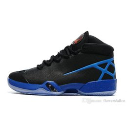Wholesale Mens Galaxy - Cheap Air Retro 30 shoe mens shoes Cosmos Galaxy Cool Wolf Gym Golden Bears Navy Brand Classic Russell Westbrook basketbal shoes