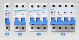 Wholesale Miniature Circuits - NBE7 1P 2P 10A 16A 25A 63A Miniature Circuit Breaker MCB C Curve 6KA Circuit Breakers