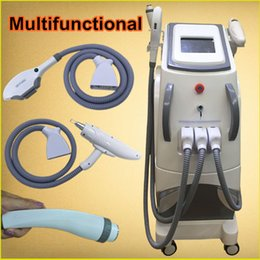 Wholesale Light Machine For Face - ipl face treatment opt shr e light laser hair removal for women nd yag laser machine prices tattoo removal machine