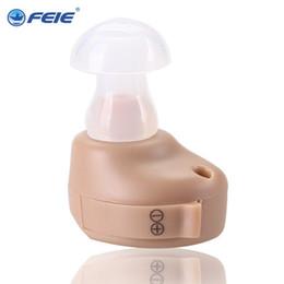Hörverstärker online-Tragbarer Mini-Kopfhörer-Verstärker taubes Hörgerät drahtlose Audiofone S-212 Gerät Hörgerät Aide Auditive
