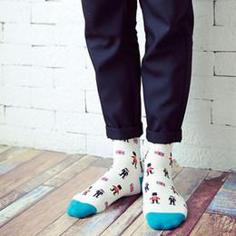 meias caramelo Desconto Atacado-New caramella meias coloridas para meias felizes casal Harajuku Street Tide meias masculinas de algodão casuais