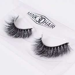 Wholesale Wholesale Eyelashes For Sale - Hot sale natural false eyelashes fake lashes long makeup 3d mink lashes extension eyelash mink eyelashes for beauty