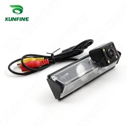 Wholesale Parks Sports - HD CCD Car Rear View Camera for Mitsubishi Grandis Sport 2009 car Reverse Parking Camera Reversing Night Vision Waterproof KF-V1126