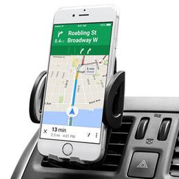 Deutschland Beweglicher justierbarer Auto-Belüftungsöffnungs-Berg-Halter für 3.5 '' zu 6.3 '' Mobile Handy-Smartphones Versorgung