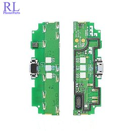 Wholesale Board Flex Pcb - 10pcs lot New Dock Connector PCB Charger Board For Nokia Lumia 625 N625 USB Charging Port Flex Cable Repair Parts (RL)