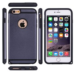 Wholesale Cases Plastic Iphone China - Mobile Phone Accessories Factory In China Cellphone Bumper TPU Case For Iphone 6 Iphone 6s Plus