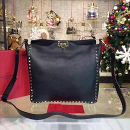 Maleta de cuero genuino online-Venta al por mayor-Pago de bolsas en nuestro sitio web para mujeres de cuero genuino bolsos monederos maleta billetera bolsos bolso bolso tote