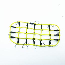Wholesale Plastic Rocks - 1:10 RC Rock Crawler Elastic Luggage Net for Axial SCX10 90046 Tamiya CC01 RC4WD D90 D110 Traxxas TRX-4 Trx4 RC Car Accessories
