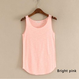 Wholesale Fitness Model Women - Fitness Tank Top New T Shirt Plus Size Loose Model Women T-shirt Cotton O-neck Slim Tops Fashion Woman Clothes