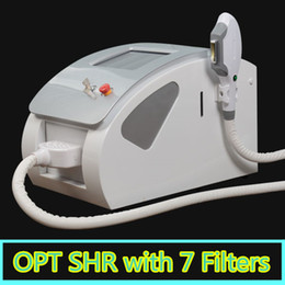 Wholesale Face Products - ipl shr machine SHR IPL Reduction of Pigmented Lesions IPL Laser hair removal Machine New Products on China Market