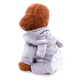 Argentina Nueva llegada de invierno abrigos para perros de alta calidad de las chaquetas de lana Cosplay traje de gato mascotas abrigos encantadores pequeñas mascotas ropa envío gratis cheap high quality animal costumes Suministro