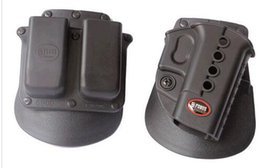 Wholesale Mag Holster - Evolution Holster RH Paddle GL-2 ND For Glock 17 19 22 23 27 31 32 34 35 6900RP Double Mag Pouch Glock 9& 40 H&K 9&40