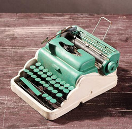 Wholesale Telephones Antique Vintage Style - 10 style Vintage Style Old-fashioned Projector Resin Artificial Film Player Telephone Camera Oil Lamp Retro Home Office Decoration Craft