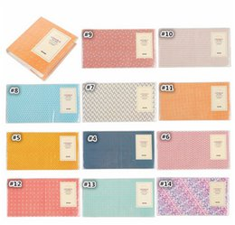 Wholesale Picture Cards - Funny 64 Photos Geometry Book Photo Camera Picture Memories Album Holds For Fujifilm Polaroid For Mini Fuji Instax&Name Card