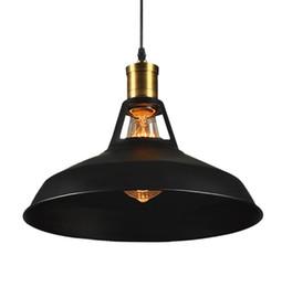 Pendentif Vintage Lumières Loft Pendentif Lampe Rétro Suspension Abat-jour Pour Restaurant / Bar / Café Shop Éclairage À La Maison Luminarias ? partir de fabricateur