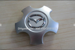 Wholesale Mazda Wheel Center - New 4pcs set *114MM Surface Diameter for Mazda Wheel Center Cap Hub Cap Covers with 5 Claws,for Mazda emblem wheel cover CAR STYLING