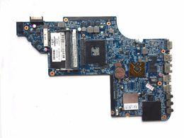 Wholesale Hp Motherboard Support - Superior Quality Laptop Motherboard For HP Pavilion DV6 DV6-6000 Motherboard 665347-001 DDR3 Socket 989 HM65 Fully Tested