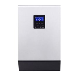 Wholesale Home Power Inverter - Parallel Operation Pure Sine Wave Solar Panel Inverter 4KVA 48V 220V 8KVA Surge Power for Home Appliances and Personal Computers