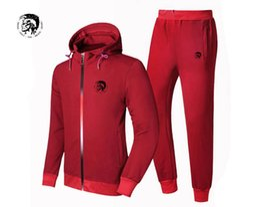 Wholesale Mens Pink Tracksuit - Q361 New Diamond Supply Brand Sweatshirt Fashion Solid Fleece zipper Hoodie Mens Hip Hop Suit Pullover Tracksuits