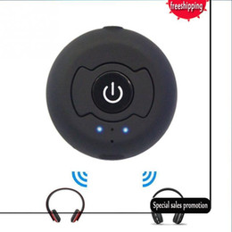 Wholesale Bluetooth Audio Transmitter Dongle - car Multi-point Wireless Audio Bluetooth Transmitter Music Stereo Dongle Adapter For TV Smart PC MP3 H-366T Bluetooth 4.0 A2DP