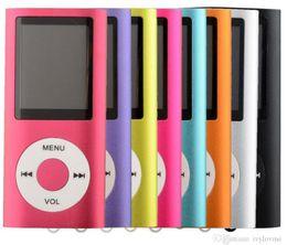 "Wholesale Wholesale 4gb Mp3 Video Player - MP3 MP4 Player Slim 4TH 1.8""LCD Video Radio FM Player Support 4GB 8GB 16GB 32GB Micro SD TF Card Mp4 4th Genera"