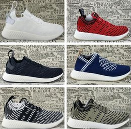 Wholesale Cities Pvc - 2017 Cheaper NMD City Sock 2 Primeknit Running Shoes,Men Women x Naked x Kith Training Sneaker NMD CS2 PK R2 Runner PK Boost Casual Boost