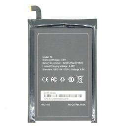 Doogee baterias on-line-Bateria do Li-Polímero da substituição de 6250mAh / 23.75Wh T6 / HT6 para a bateria móvel esperta do telefone de pilha de Homtom HT6 T6 T6 PRO
