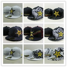 Wholesale purple cowboy hats - Good Quality NEW Arrivals Cayler & Sons Rockstar Fitted Collection On Field Snapback Cap Hat Hip Hop Caps Baseball Hats