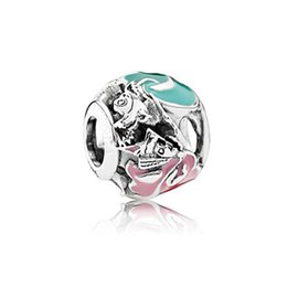 Wholesale Pandora Charms Fairy - Aurora's Fairy Godmothers Charms Fits pandora Charms Bracelets 2016 Spring Disny Jewelry 925 Sterling Silver Jewelry DIY Charms