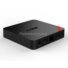 Wholesale Mx Google Box - Android 6.0 S905X Ott TV Box T95N Mini MX better than MXQ PRO 4K Quad Core Smart Moviebox TV fully loaded