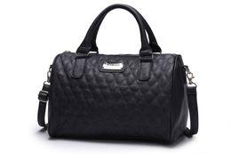 Wholesale Trendy Cross Body Bags - 2016 Hot e handbags Women's PU Leather Handbag Tote Trendy Shoulder Bags Messenger Bag Cross body bag Bolsas Free shipping