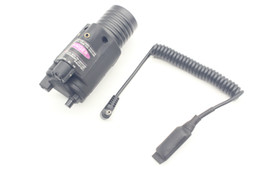 atrações combo Desconto Lanterna tática combinada nova da vista a laser vermelha / tocha das luzes + interruptor de pressão remoto