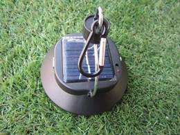 kleinste sonnenlicht Rabatt USB Solar Lampe Outdoor Camping Lampe Zelt Camp Lichter kleine Camping Lampe Lichter der Nacht Marktstand Supermarkt