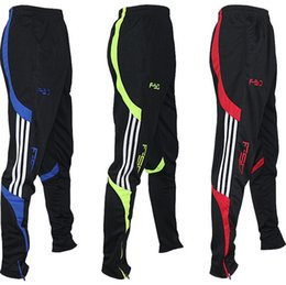 Wholesale Beach Jerseys - men's beach pants leg football pants Slim received comprehensive training pant narrow pants football pant men riding pant jogging
